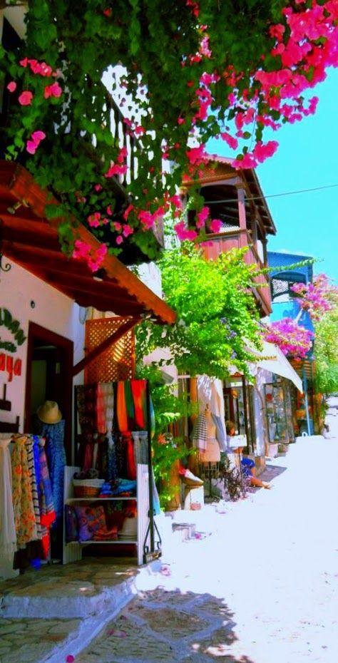 Kaş,Turkey