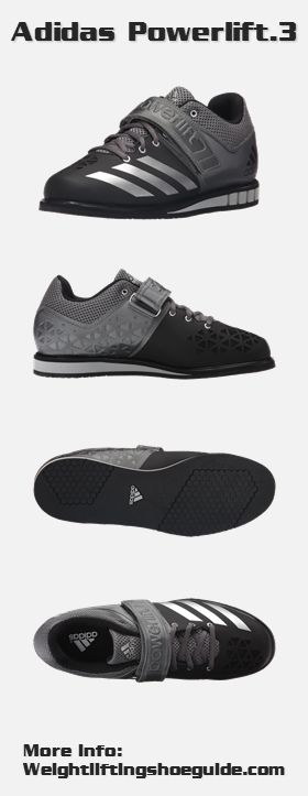 Check out these new sleek weightlifting shoes from Adidas. #Adidas #Weightlifting