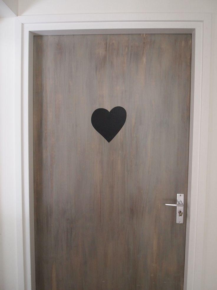 deur met hart