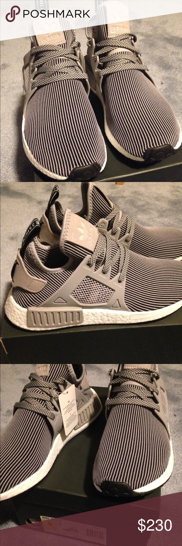 nmd_XR1 primeknit men's shoes Brand new & 100% Authentic Adidas Shoes Sneakers