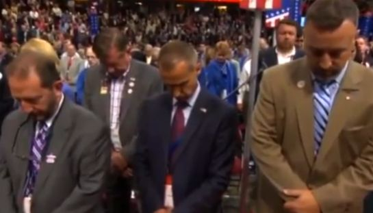 July 28, 2016     Two Very Different Prayers from RNC 2016 and DNC 2016