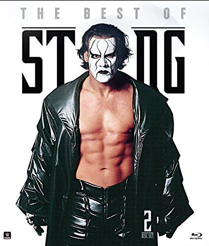 The Sting Blu-Ray chronicles his entire career from his Mid-South days as part of the Blade-Runners (with Ultimate Warrior) through his last WCW match vs. Ric Flair on the very last episode of WCW Mon