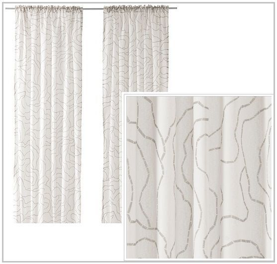 98 best ideas about Window treatment on Pinterest   Taupe, Floral ...