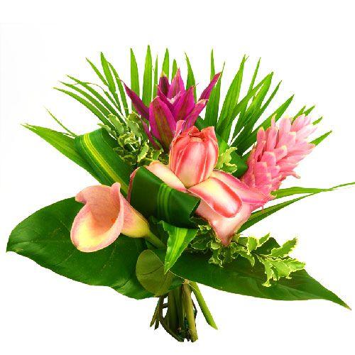 34 best images about bouquets ronds de fleurs exotiques on for Livraison bouquet de fleurs a domicile