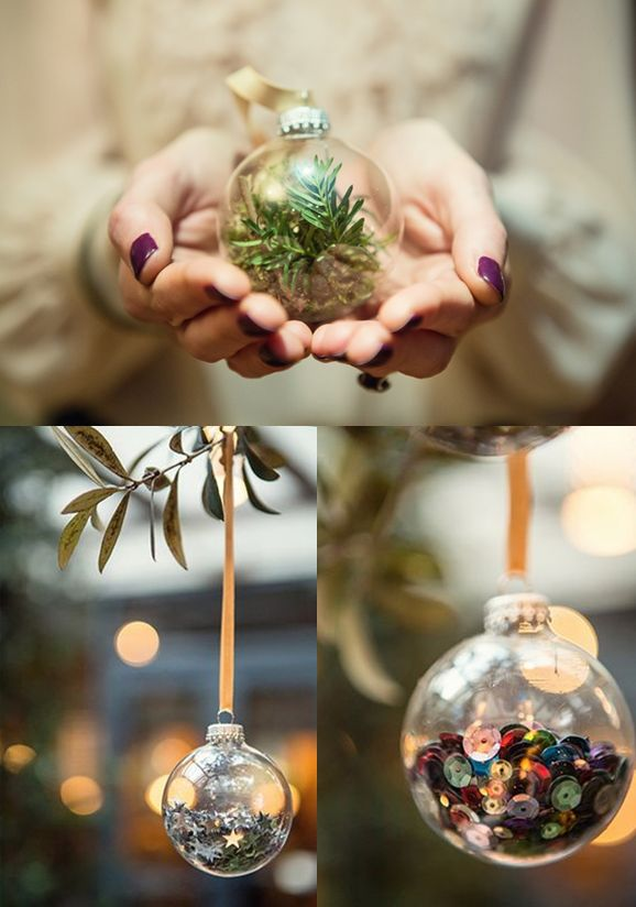 Each bauble created to represent every member of the families character or personality.
