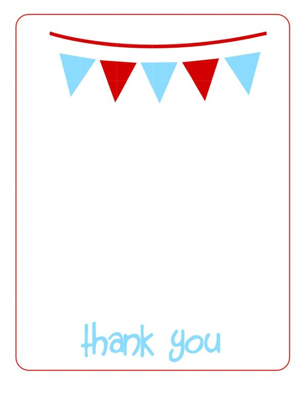 7 best Say Thank You images on Pinterest Free printable, Free - printable thank you note