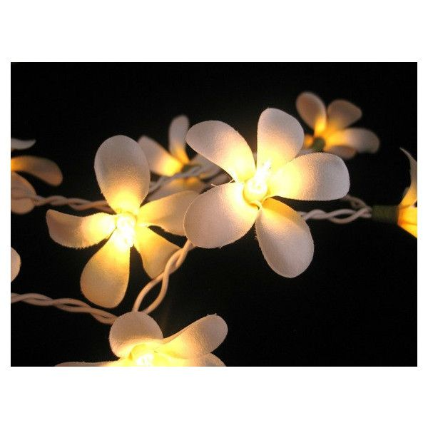 oriental outdoor lighting. 20 x orchid asian flower handmade string light deco home furniture oriental outdoor lighting