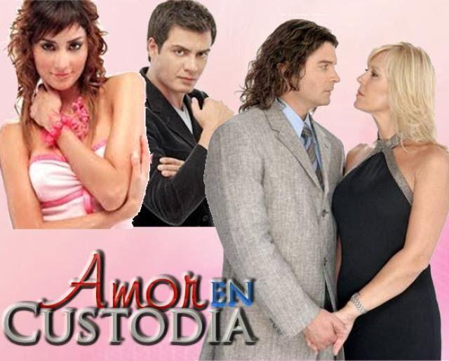 Amor en custodia (conocida también en otros países como Pasiones prohibidas) es una telenovela mexicana producida por TV Azteca en colabor...