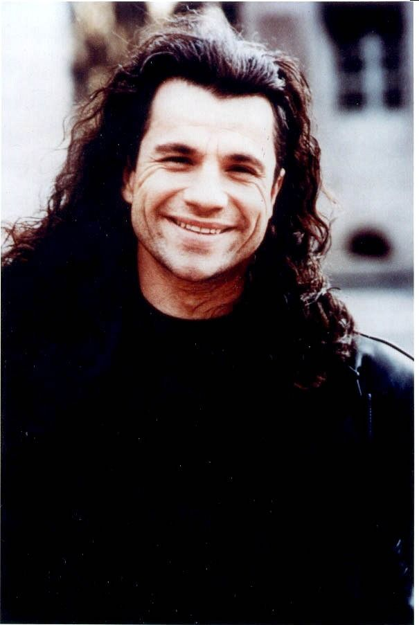 Bruno  Pelletier -- I can't get enough of that smile <3