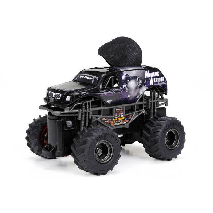 Remote Control Radio 1:43 Full-Function Monster Truck Jam Mini RC Car Black Toy | Toys & Hobbies, Radio Control & Control Line, RC Model Vehicles & Kits | eBay!