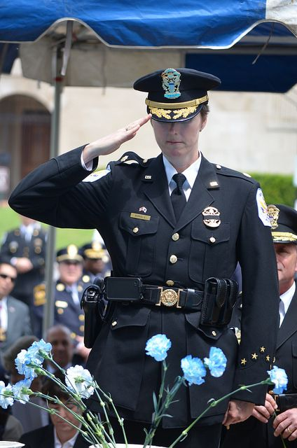 The Metropolitan Police Department (MPD) of Washington, DC, the Fraternal Order of Police DC Lodge #1, and the DC Chapter of Concerns of Police Survivors hosted the 35th Annual Washington Area Police Memorial Service at MPD's Headquarters in downtown DC. #policeweek #NLEOMF