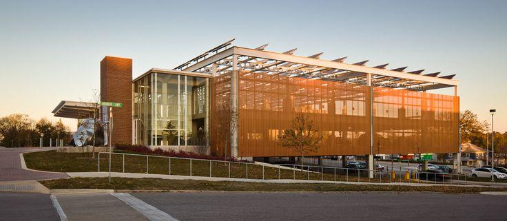 The University of Northern Iowa's Multimodal Transportation Center / substance