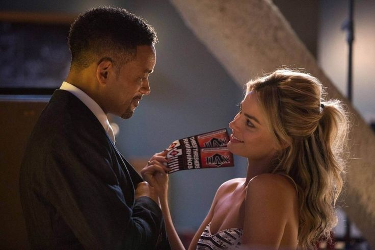 """Check out the plot for Will Smith's new movie """"Focus.""""Con artistry never looked so good!"""