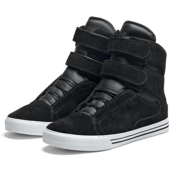 SUPRA Footwear ($50) ❤ liked on Polyvore
