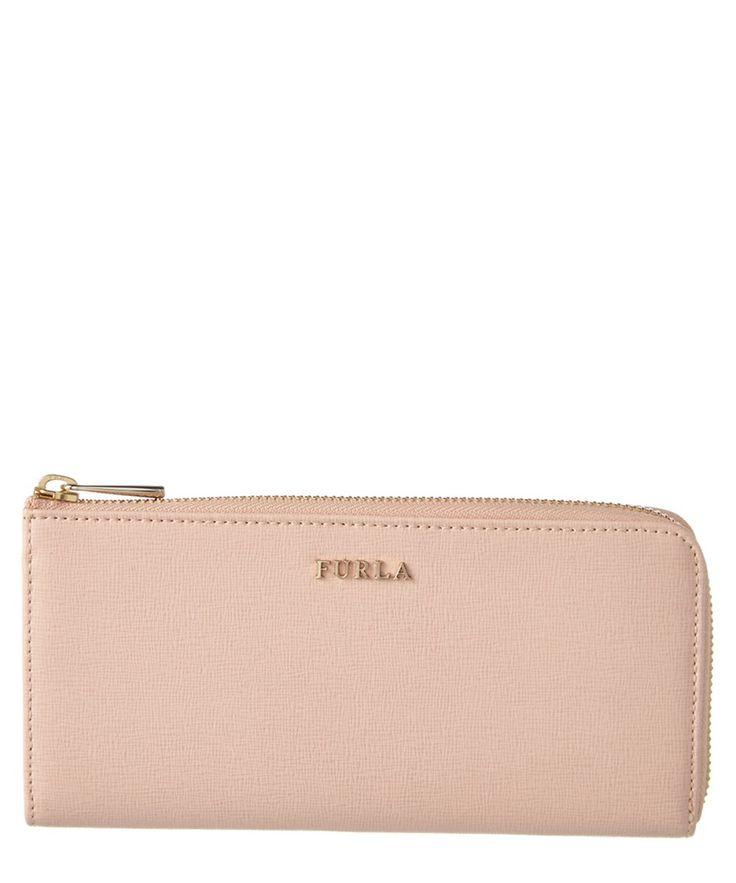 FURLA Furla Babylon Xl Leather Ziparound Wallet'. #furla #wallets