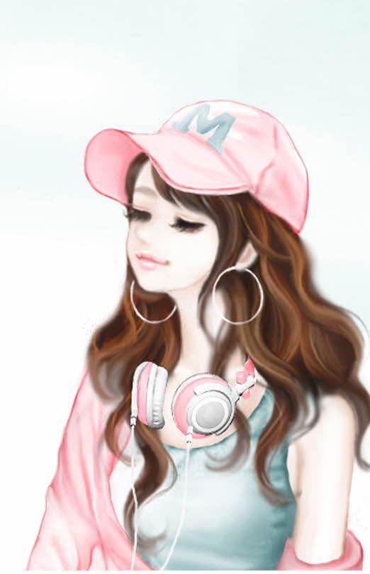 Lindo pinterest anime girls - Girly girl anime ...