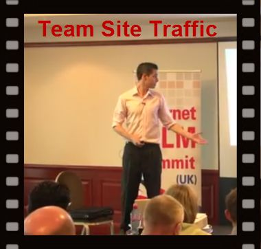 Have you heard of the team site traffic method? ... keep an eye out on my update for the $5K in 90 Days Team Site Traffic Method... seriously, this is POWERFUL stuff! & NOBODY else is teaching this other than GM Building your own TEAM SITE for your Network Marketing / Affiliate Opportunity is such a great idea! http://bit.ly/TST2014