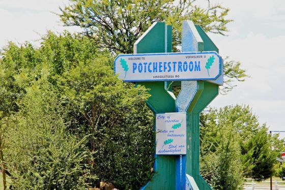 Potchefstroom, South Africa, second home