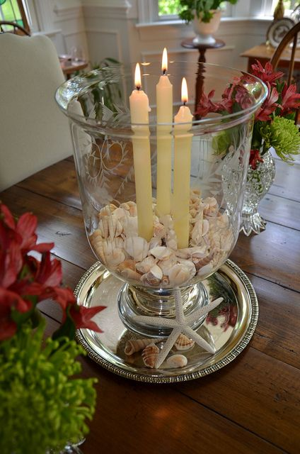 22 Best Hurricane Candles Images On Pinterest Lantern Table Centers And Table Decorations