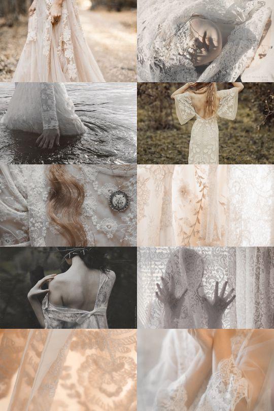 skogsrå- lace witch