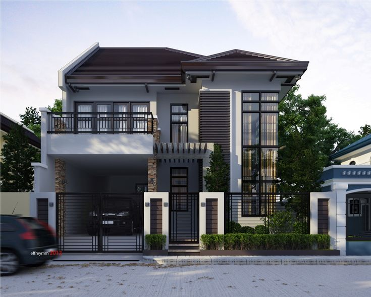Two Storey Home for Your Inspiration