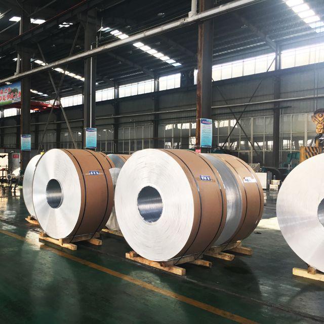 Aluminum Coil In 2020 Aluminium Sheet Aluminum Foil Henan