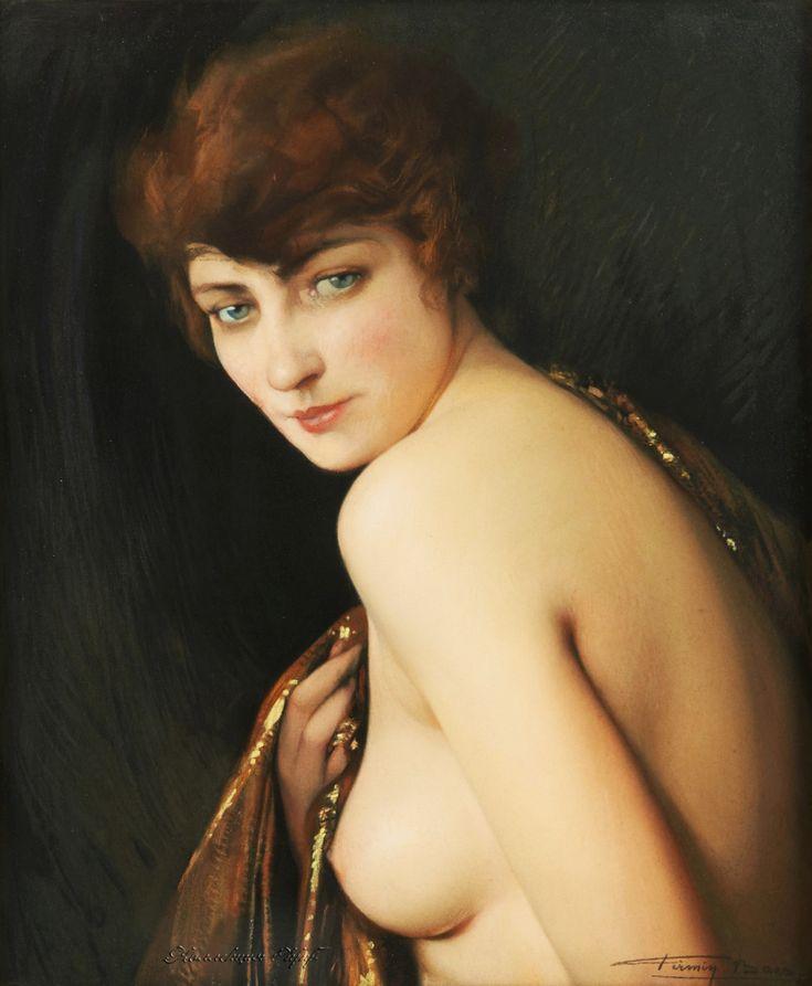 Сама женственность. Firmin Baes (Belgian,1874-1943). Обсуждение на LiveInternet - Российский Сервис Онлайн-Дневников