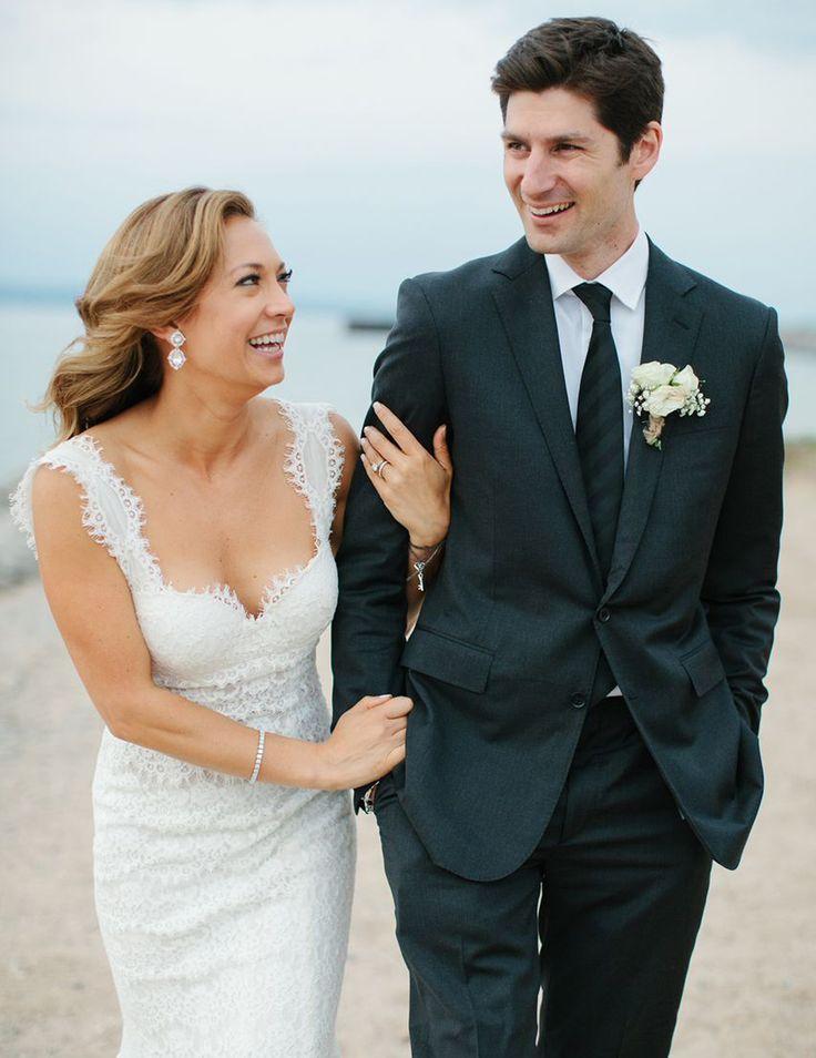 Ginger Zee of Good Morning America Marries Ben Aaron