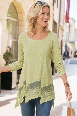 Linley Tunic from Soft Surroundings