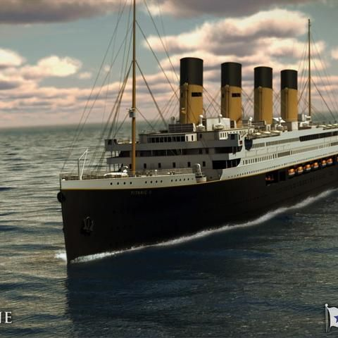 The Titanic sank in the Atlantic Ocean more than 100 years ago, but is it too soon build a new one?