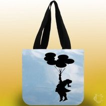 #Banksy #Balloon #Girl# Tote #Bags #bags #adds #more #perfect #and #beautiful #appearanc