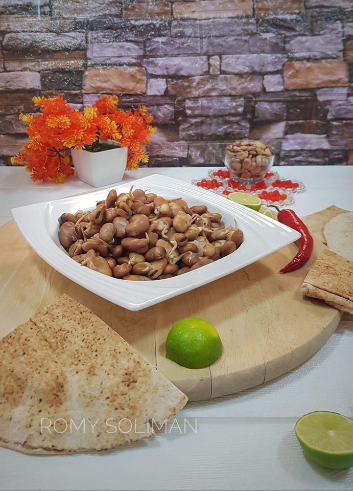 فول نابت علي الطريقة المصرية Facebook Sign Up Food Breakfast