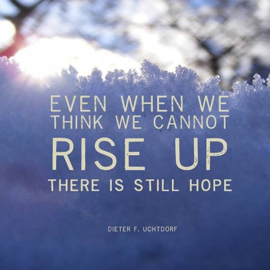 lds quotes on hope - photo #1