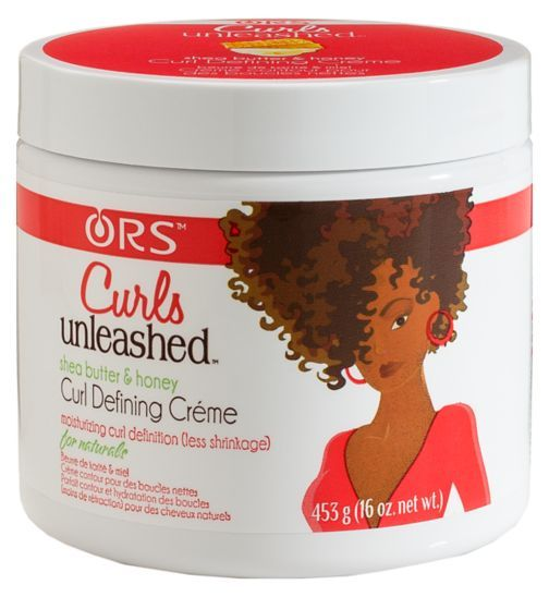 Ors Curls Unleashed Shea Butter And Honey Curl Defining