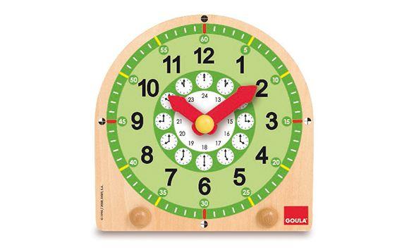 Horloge éducative - Brault & Bouthillier