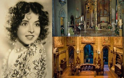 colleen moore's fairy castle photos | Colleen Moore became famous for her luxurious jewelry dollhouse Fairy ...