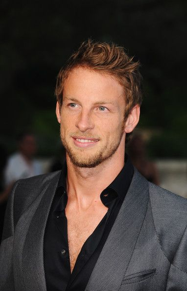 Jenson Button. Eyes to die for.