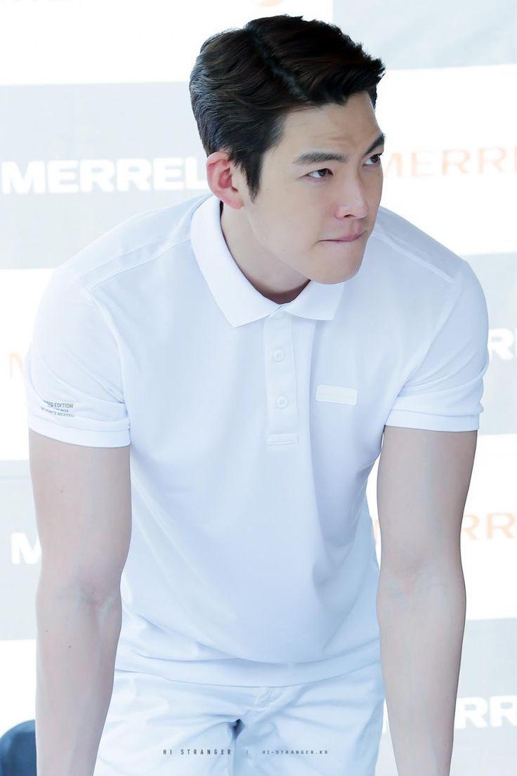 Kim Woo Bin - Merrell Fan Sign Event (160520)