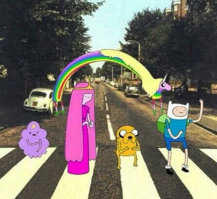 Sorry for the Adventure Time over kill