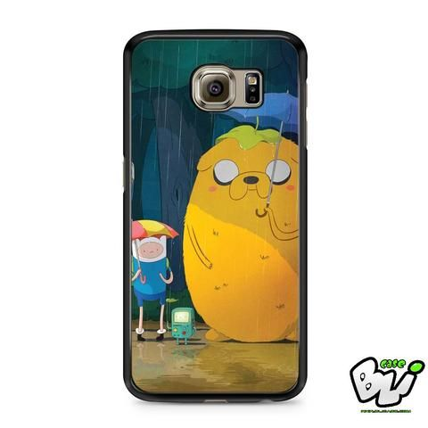 Jake And Finn Totoro Samsung Galaxy S7 Case
