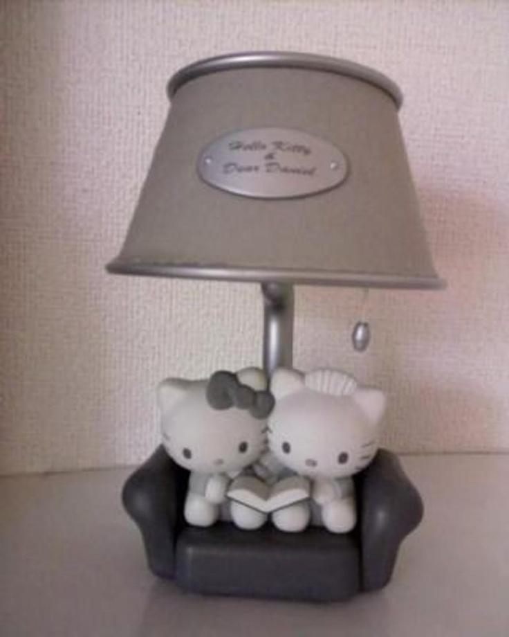 Hello kitty dear daniel desktop light 202 sanrio rar for Lit hello kitty