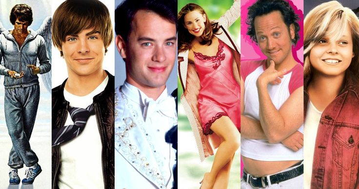 Body Swap Movies Ranked Best to Worst -- From Tom Hanks in Big to Rob Schneider in Hot Chick we take a wide look at the best and worst of the switcheroo genre. -- http://movieweb.com/body-switch-movies-ranked-best-worst-switcheroo/