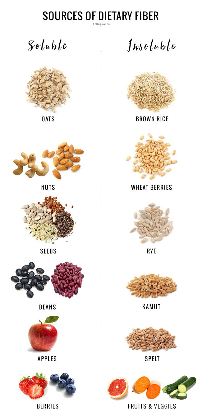 What is the Function of Fiber in the Body?