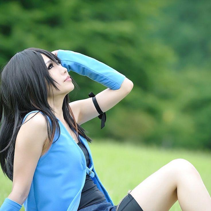 FINALFANTASY Ⅷ. Rinoa cosplay.