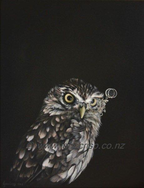 Paintings - www.janecrisp.co.nz