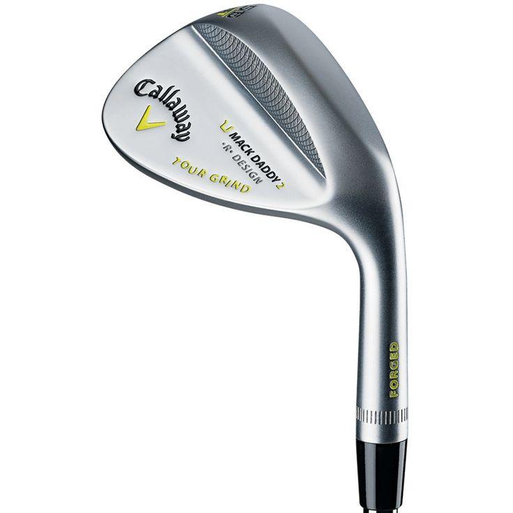 Callaway Golf Mack Daddy 2 Tour Grind Chrome Wedges: Golf Digest 2015 Hot List Gold Medal Winner!… #CallawayPreowned #CallawayPreownedGolf