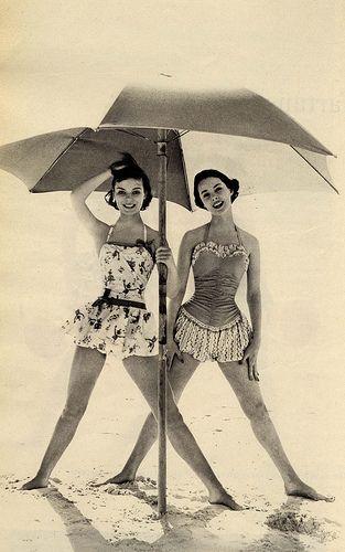 umbrella by Millie Motts, via Flickr
