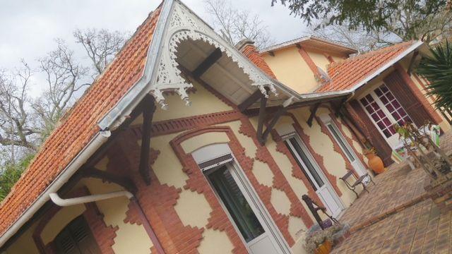 Ventes VILLA ARCACHONNAISE ARCACHON VILLE D HIVER PEREIRE Location saisonnière villa vue mer le Pyla - Pyla Immobilier