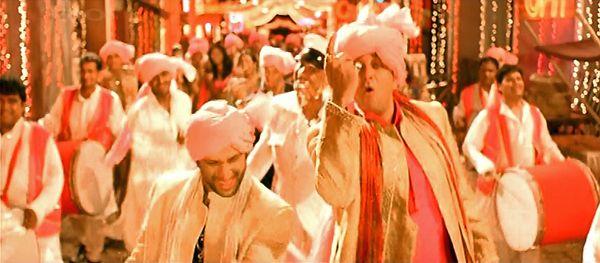 "It's Signed, Sealed, Delivered, Buddy Boy! (""Samjho Ho Hi Gaya"", Lage Raho Munna Bhai)   Arshad Warsi and Sanjay Dutt"
