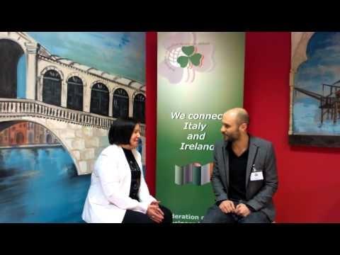 L'importanza del turismo religioso per l'Italia e l'Irlanda: la FIBI a colloquio con Marion